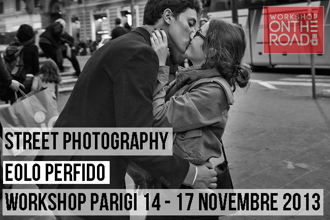 workshop eolo perfido street photography
